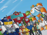 Replay Transformers Rescue Bots - 09/10/2012