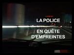 Replay Les dossiers FORENSIC - La police en quête d'empreintes