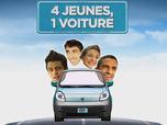 Replay 4 jeunes, 1 voiture
