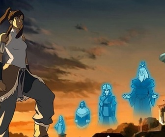 La légende de Korra replay