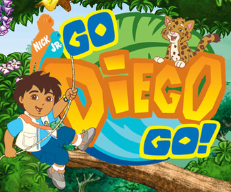 Go Diego replay