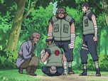 Replay Naruto - Episode 204 - Yakumo poursuivie
