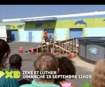 Replay Zeke et Luther - Nouvelle Saison sur Disney XD -Interruption
