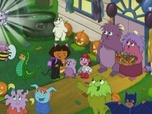 Replay Dora l'exploratrice - Halloween