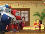 Replay Super Wings - Le Nouvel An chinois