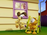 Replay Garfield - S1 E33 : Chaperon jaune
