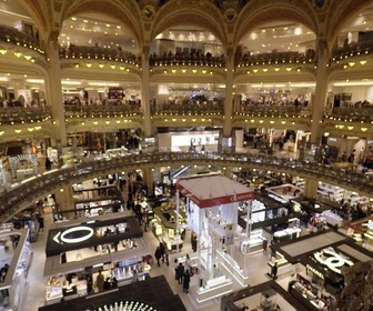 Replay Le Paris des grands magasins