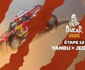 Dakar 2021 replay