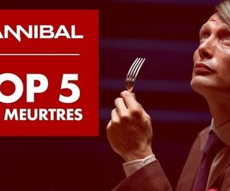 Replay Hannibal saison 1 - Hannibal - le top 5 des meurtres