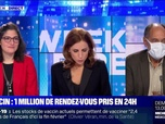 Replay Week-end direct - Vaccin: Un million de rendez-vous pris en 24h - 15/01