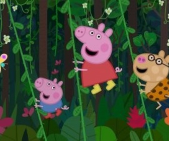 Replay Peppa Pig - S5 E23 : Les comptines