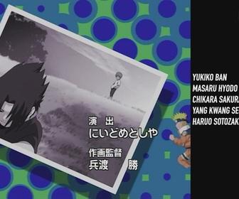 Replay Naruto - Episode 128 - Un cri égaré !