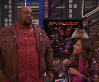 Replay Game Shakers - Affaires de singe
