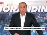 Replay Morandini Live du 29/03/2021