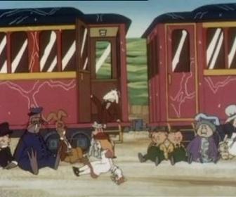 Replay Alice au pays des merveilles - episode 33 d'étranges compagnons de volages