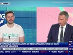 Replay Good Morning Business - Richard Kritter (Maiia): Comment Maiia va piloter les inscriptions à la vaccination - 15/01