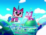 Replay Unikitty - S1 : L'ami Pierre