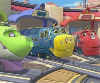 REPLAY CHUGGINGTON: S01 E01 - Panne d'électricité