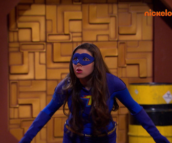 Replay Les Thunderman - Phoebe se rebiffe
