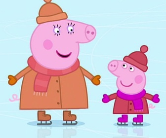 Replay Le patin à glace | Peppa Pig
