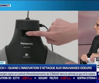 Replay Culture Geek : Smell tech, quand l'innovation s'attaque aux mauvaises odeurs, par Anthony Morel - 06/09