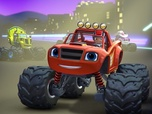 Replay La Poursuite de Minuit - Blaze et les Monster Machines