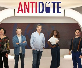 Replay Antidote - Émission du dimanche 18 avril 2021