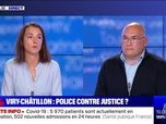 Replay BFM story - Story 5 : Viry-Châtillon, police contre justice ? - 19/04