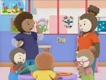 Replay T'choupi à l'école - S2 E22 : Des bisous, beurk !