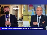 Replay BFM story - Story 5 : Pass sanitaire, revers pour le gouvernement - 22/07