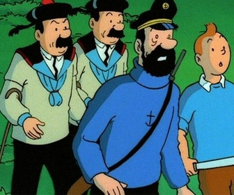 Replay Les aventures de Tintin - Coke en Stock 2/2