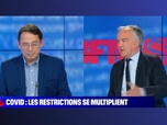 Replay BFM story - Story 7 : Covid, les restrictions se multiplient - 22/07