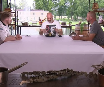 Replay Objectif Top Chef - Semaine 4 : journée 1 / S6