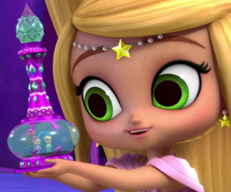 Replay Shimmer & Shine - Flacon minus | Shimmer et Shine