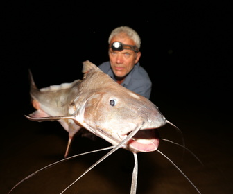 River Monsters replay