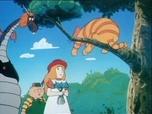 Replay Alice au pays des merveilles - episode 16 le chat ricanant