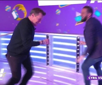 Replay Touche pas à mon poste - Cyril Hanouna vs Benjamin Castaldi