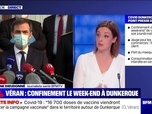Replay BFM story - Story 3 : Olivier Véran annonce un confinement le week-end à Dunkerque - 24/02
