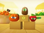 Replay A table les enfants - S1 : L'ananas