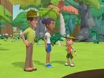 Replay Ranger Rob - S02 E24 - La découverte d'une cavité naturelle au Grand Parc