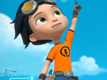 Replay Les patins à glace - Rusty Rivets : inventeur en herbe