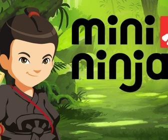 Replay Mini Ninjas - S02 E46 - La Nouvelle Voisine
