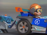 Replay Turbo Robot - Rusty Rivets : inventeur en herbe