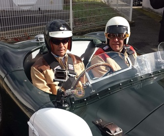 Replay Vintage Mecanic - La Jaguar Xk150