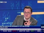 Replay Les Experts : La France va limiter ses dépenses à +0,7% en volume entre 2022 et 2027 - 19/04