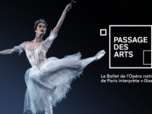 Replay Passage des arts - Giselle