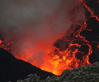 Sur les volcans du monde replay