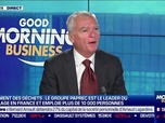 Replay Good Morning Business - Jean-Luc Petithuguenin (Paprec Group) : Veolia-Suez, le groupe Paprec pourrait consacrer 1 à 2 milliards à des rachats d'actifs en cas de fusion - 25/09