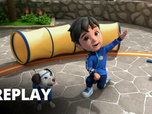 Replay Super Wings - Le cours de gym-canine