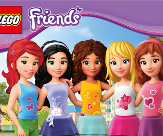 Lego Friends replay